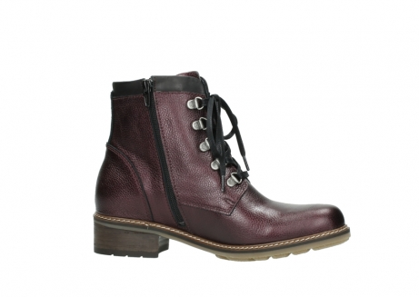 wolky bottines a lacets 04475 ronda 81510 cuir bordeaux_14