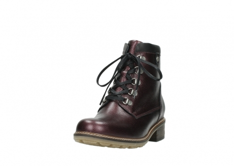 wolky bottines a lacets 04475 ronda 81510 cuir bordeaux_21