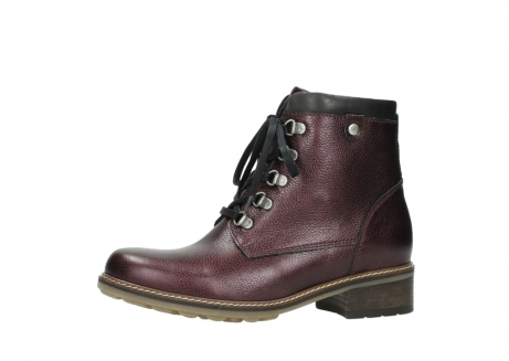 wolky bottines a lacets 04475 ronda 81510 cuir bordeaux_24