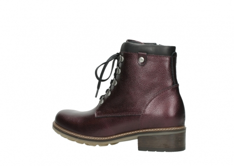 wolky bottines a lacets 04475 ronda 81510 cuir bordeaux_3
