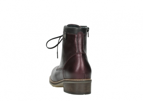 wolky bottines a lacets 04475 ronda 81510 cuir bordeaux_6