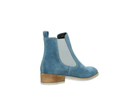 wolky ankle boots 04512 masala 40820 denim blue oiled suede_10