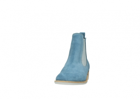 wolky ankle boots 04512 masala 40820 denim blue oiled suede_20