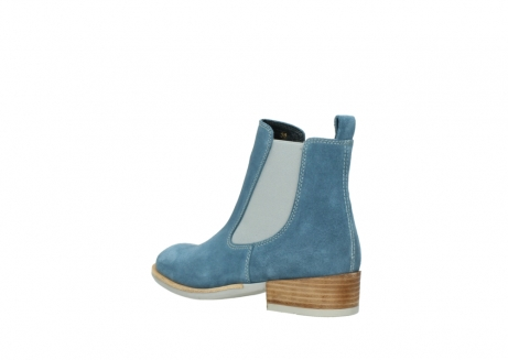 wolky ankle boots 04512 masala 40820 denim blue oiled suede_4