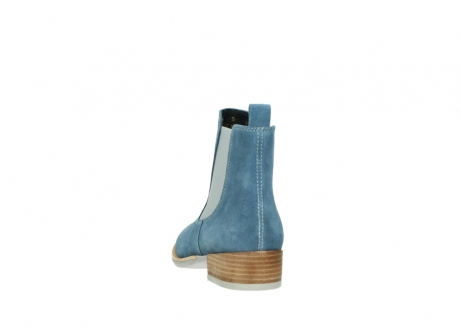 wolky ankle boots 04512 masala 40820 denim blue oiled suede_6