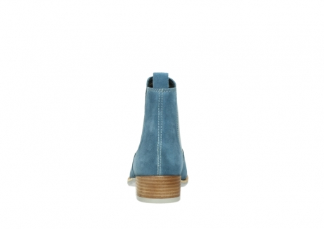 wolky ankle boots 04512 masala 40820 denim blue oiled suede_7