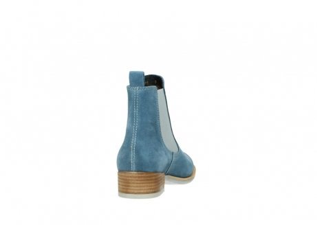 wolky ankle boots 04512 masala 40820 denim blue oiled suede_8