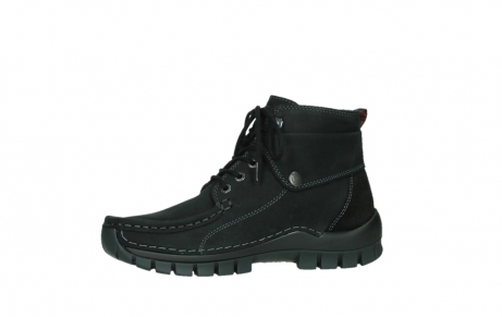 wolky ankle boots 04736 jump winter cw 50000 black leather cold winter warm lining_12