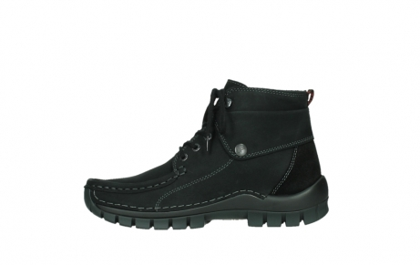 wolky ankle boots 04736 jump winter cw 50000 black leather cold winter warm lining_13