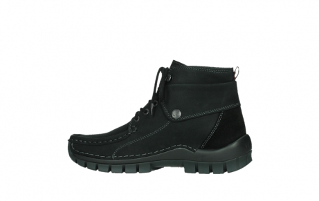 wolky ankle boots 04736 jump winter cw 50000 black leather cold winter warm lining_14