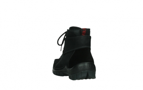 wolky ankle boots 04736 jump winter cw 50000 black leather cold winter warm lining_18
