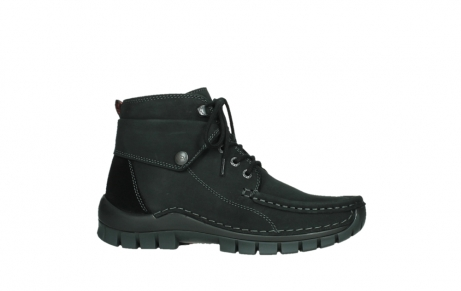 wolky ankle boots 04736 jump winter cw 50000 black leather cold winter warm lining_2