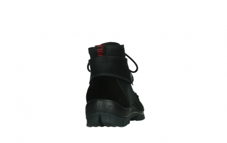 wolky ankle boots 04736 jump winter cw 50000 black leather cold winter warm lining_20