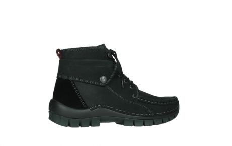 wolky ankle boots 04736 jump winter cw 50000 black leather cold winter warm lining_24