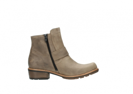wolky stiefeletten 0525 gila 115 taupe geoltes nubukleder_13