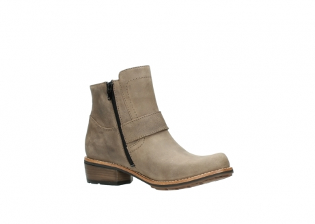 wolky stiefeletten 0525 gila 115 taupe geoltes nubukleder_15