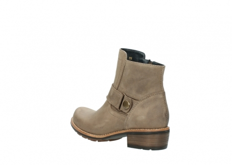 wolky stiefeletten 0525 gila 115 taupe geoltes nubukleder_4