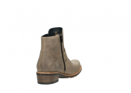 wolky stiefeletten 0525 gila 115 taupe geoltes nubukleder_9