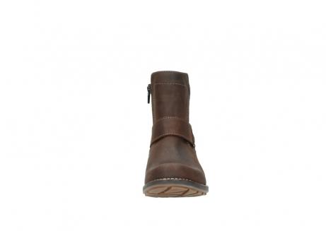 wolky enkellaarsjes 0525 gila 143 cognac geolied nubuck_19