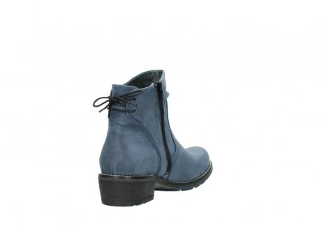 wolky enkellaarsjes 0529 yarra 180 donkerblauw geolied nubuck_9