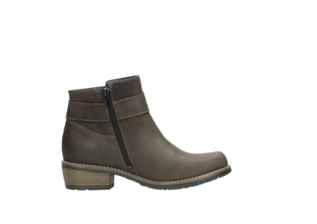 wolky ankle boots 0571 nero 515 taupe oiled leather_13