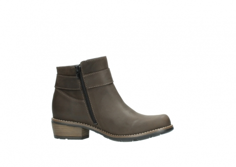 wolky ankle boots 0571 nero 515 taupe oiled leather_14