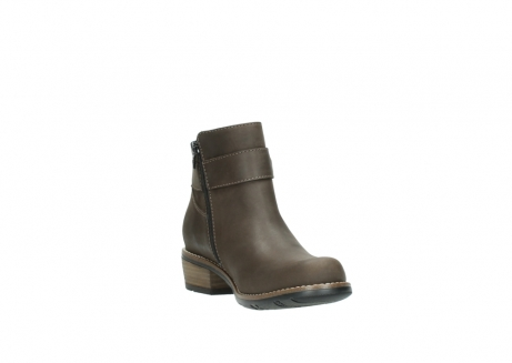 wolky ankle boots 0571 nero 515 taupe oiled leather_17