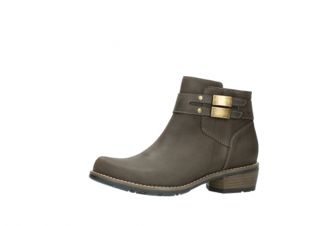 wolky ankle boots 0571 nero 515 taupe oiled leather_24