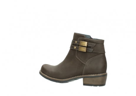 wolky ankle boots 0571 nero 515 taupe oiled leather_3