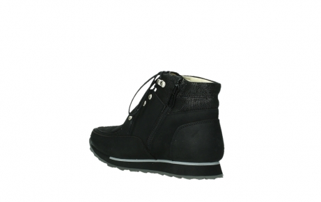 wolky ankle boots 05808 e funk 14000 black stretchleather_10