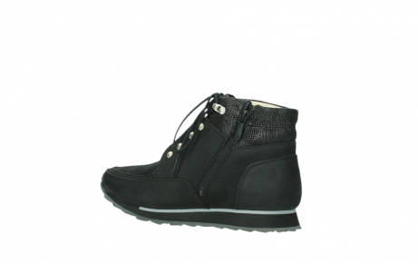 wolky ankle boots 05808 e funk 14000 black stretchleather_11