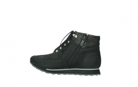 wolky ankle boots 05808 e funk 14000 black stretchleather_12