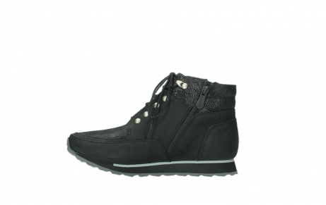 wolky ankle boots 05808 e funk 14000 black stretchleather_13