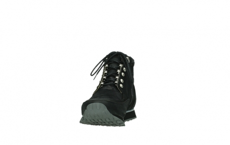 wolky ankle boots 05808 e funk 14000 black stretchleather_18