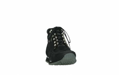 wolky ankle boots 05808 e funk 14000 black stretchleather_20
