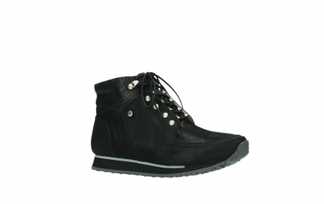 wolky ankle boots 05808 e funk 14000 black stretchleather_23