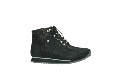 wolky ankle boots 05808 e funk 14000 black stretchleather_24