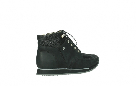 wolky ankle boots 05808 e funk 14000 black stretchleather_3