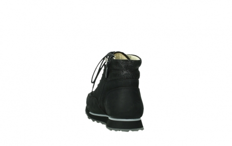 wolky ankle boots 05808 e funk 14000 black stretchleather_8