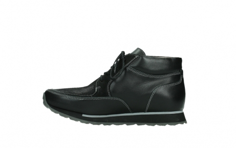 wolky ankle boots 05809 e boot xw 20009 black stretch leather_13