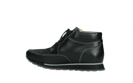 wolky ankle boots 05809 e boot xw 20009 black stretch leather_14