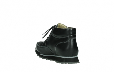 wolky ankle boots 05809 e boot xw 20009 black stretch leather_17