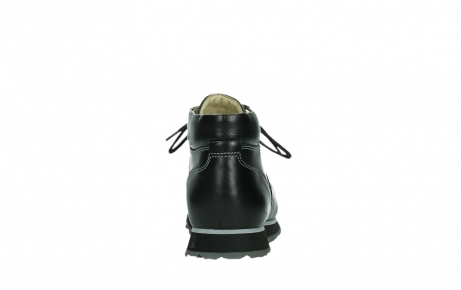wolky ankle boots 05809 e boot xw 20009 black stretch leather_19