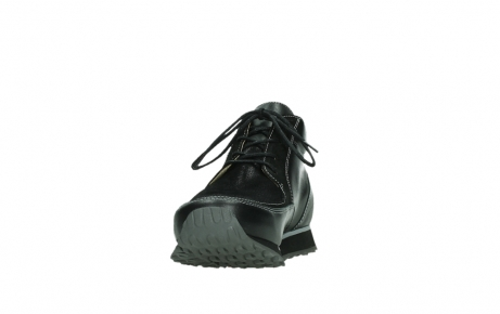 wolky ankle boots 05809 e boot xw 20009 black stretch leather_8