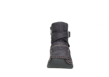 wolky stiefeletten 06293 roll point 50600 lila geoltes leder_19