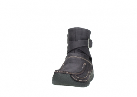 wolky stiefeletten 06293 roll point 50600 lila geoltes leder_20