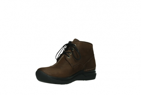 wolky ankle boots 06602 onani 11410 tobacco brown nubuckleather_10
