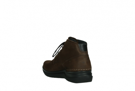 wolky ankle boots 06602 onani 11410 tobacco brown nubuckleather_17