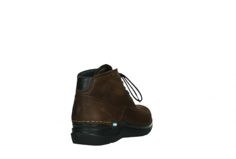 wolky ankle boots 06602 onani 11410 tobacco brown nubuckleather_21