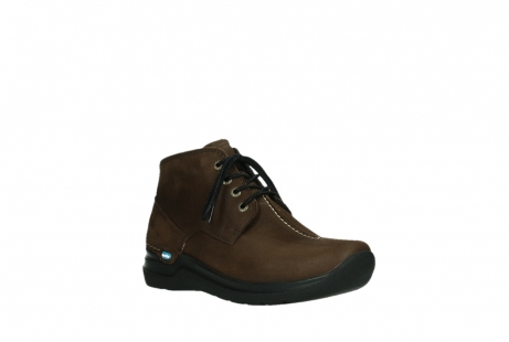 wolky ankle boots 06602 onani 11410 tobacco brown nubuckleather_4